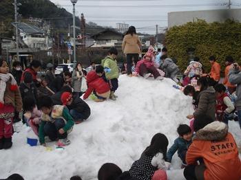 おのみち雪まつり2015