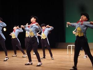ダンスコンテスト③